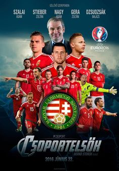 "Finta Zoltan a Twitteren: ""Csoportelsők!!! #EURO2016 #HUN #csakegyutt by Mika Gábor https://t.co/CxX8QPEmoF"""
