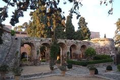 Castillo de Santa Catalina Malaga Spain
