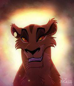 ________________ Art © X-Zelfa Zira © Disney Please, do not use/copy this art! Lion King 1, Lion King Fan Art, Lion King Movie, Disney Lion King, King Art, Hakuna Matata, Big Cats Art, Cat Art, Le Roi Lion 2