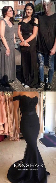Black Formal Dresses Long, Mermaid Prom Dresses for Teens, Off-the-shoulder Military Ball Dresses Lace, Sexy Wedding Party Dresses Open Back Cheap Formal Dresses Long, Simple Homecoming Dresses, Formal Dresses Online, Prom Dresses For Teens, Unique Prom Dresses, Backless Prom Dresses, Black Prom Dresses, Tulle Prom Dress, Mermaid Prom Dresses