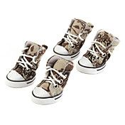 Camouflage Canvas Style Shoes for Dogs (XS-XL... – USD $ 8.99