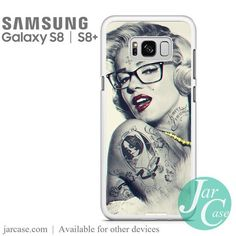 Marilyn Monroe Swag Phone Case for Samsung Galaxy S8 & S8 Plus
