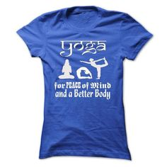 Yoga - #gift for friends #day gift. GET => https://www.sunfrog.com/LifeStyle/Yoga-35406187-Ladies.html?68278