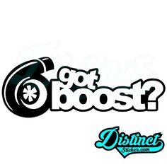 got boost? (2) - Sticker