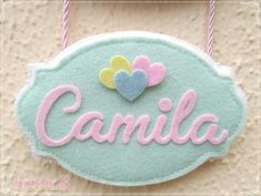 Diy Craft Projects, Sewing Projects, Felt Crafts, Diy And Crafts, Mobiles, Felt Hair Clips, Flag Banners, Flags, Felt Baby