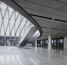 Tianjin West Railway Station / gmp architekten (4)