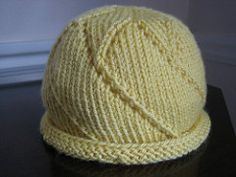 I'm Knitting As Fast As I Can: <h4>Star of the Day Hat</h4>