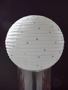 Suspension papier boule déco rêves étoiles : Décoration pour enfants par decokido