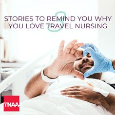 We spoke to a few of our travel nurses who seem to radiate the joy that comes with living your purpose. Their hope is that these stories remind you of why you love being a travel nurse. Travel Nursing, Nursing Tips, Nurse Stories, Rn School, Trauma Center, Nurse Love, Happy We, Finding Joy, Van Life