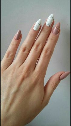 Com super nails, coffin nails, acrylic nails, pretty nails, fun Cute Acrylic Nails, Fun Nails, French Nails, Acrylic Nail Designs, Nail Art Designs, Nails Design, Blush Nails, Nagel Hacks, Manicure E Pedicure