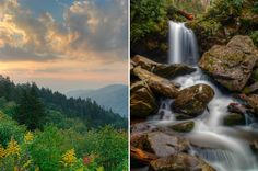 Deep Creek Campground—Great Smoky Mountains National Park,    Best Campgrounds