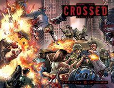 Crossed Badlands #69