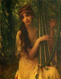 L'art magique: Antoine-Auguste-Ernest Hébert