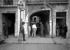 Arco do Rosário (antiga Porta da Judiaria) - ao Terreiro do Trigo - Alfama.