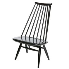The Artek Mademoiselle lounge chair was designed in 1956 by Ilmari Tapiovaara for Artek. The slightly inclined seat back and tilted seat of Mademoiselle lounge Design Furniture, Rustic Furniture, Chair Design, Modern Furniture, Painted Furniture, Lacquer Furniture, Scandinavian Furniture, Furniture Chairs, Lounge Chair