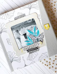 Album Photo Scrapbooking, Mini Albums Scrapbook, Scrapbooking Ideas, Washi, Julie, Tampons, Mini Books, Scrapbooks, Album Covers