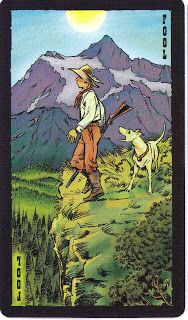 The Fool - Prairie Tarot
