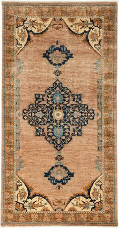 One-Of-A-Kind Darya Rugs Ziegler M1796-27 Rugs | Rugs Direct