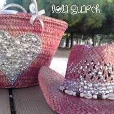 capazos diy Hat Decoration, Dressy Casual Outfits, Boot Bling, Summer Handbags, Straw Tote, Boho Bags, Basket Bag, Girls Shopping, Bag Making