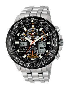 Citizen Titanium Skyhawk A-T | iW International Watch Magazine