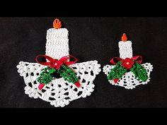 Crochet Christmas Wreath, Crochet Christmas Decorations, Christmas Wreaths, Christmas Gifts, Christmas Ornaments, Crochet Baby Shoes, Crochet Baby Clothes, Baby Patterns, Sewing Patterns