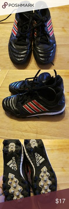 Adidas soccer cleats Adidas soccer cleats, good condition adidas Shoes