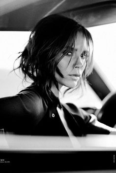 Victoria Beckham ~ Vogue Australia September 2013