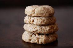 sugarless peanut butter cookies