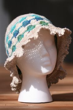 Noro Catherine Wheel Hat by xElle, via Flickr