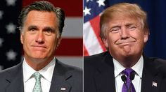 After this years presidential election, Donald Trump is now in the making of choosing who is his team at the White House. In the past, Romney and Trump did not get along, but now it looks like Trump is having Romney join the team during his reign as President. (Kaysha M.P)