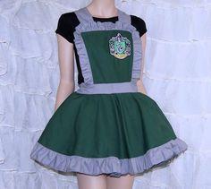 Harry Potter (Slytherin) apron