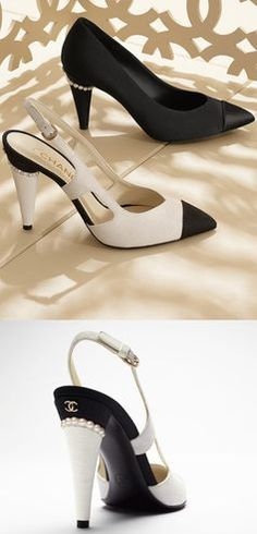 2015 CHANEL Footwear | IN FASHION daily