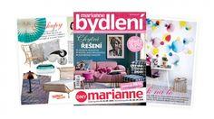 Zářijové Marianne Bydlení je ode dneška v prodeji!