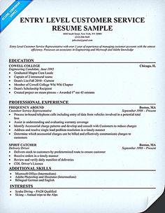 educational background resumes