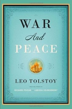 """War and Peace (Vintage Classics) by Leo Tolstoy. I read this a long time ago in my early and confess that I liked the """"peace"""" chapters better than the """"war"""" chapters. Need to reread as a mature adult. Also liked Anna Karenina 100 Books To Read, Books To Read Before You Die, I Love Books, Good Books, My Books, Best Selling Books Must Read, Best Books Of All Time, Free Books, Anna Karenina"""
