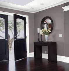 Bekijk de foto van New-Home met als titel Mooie kleuren in de hal en andere inspirerende plaatjes op Welke.nl.