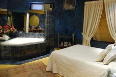 Motel Blue - Moteles en Santiago