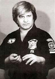 Grandmaster of American Kempo Karate, Ed Parker.