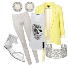 skull candy, created by kkaylawoodssx on Polyvore  #style  #polyvore