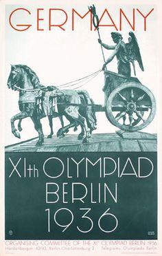 XI Olympic Berlin (1936) More information on #Berlin: visitBerlin.com