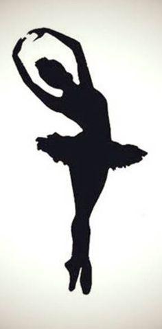 Изящные балерины: трафареты для Нового года - Glamly.ru - сайт о моде и стиле