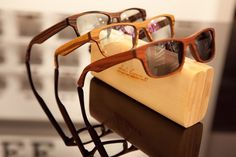 Sires crown - sustainable, eco-friendly wooden glasses