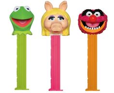 Muppet's Pez dispensers... great party favors.