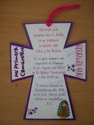 Resultado de imagen para tarjetas de recuerdo primera comunion niña