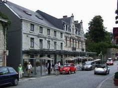 Durbuy, the smallest city in the world