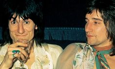 Rod and Ronnie...is there anything better?