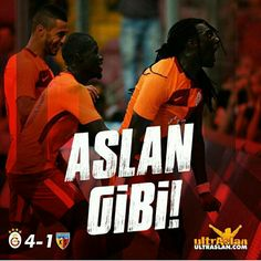KÜKREEE! #aslan #gomis #galatasaray #ultrAslan