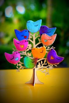 Birdie tree
