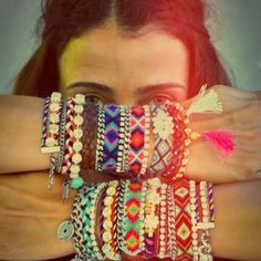 #aztec bracelets