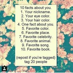 Read from the story Delphinium-Tag Book by (Hiatus) with 73 reads. So I was tagged by -Vellichor 10 Facts About You, Eye Color, Hair Color, Tag Question, Baby Cardigan Knitting Pattern Free, Instagram Questions, Tag People, Someone New, Delphinium